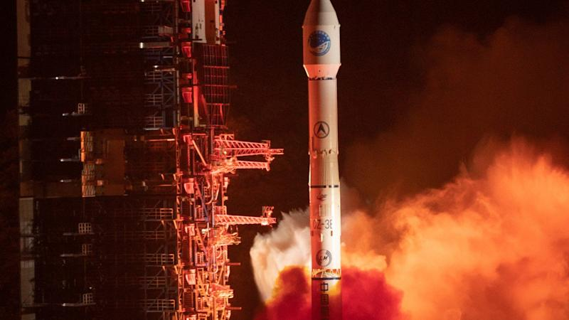 China adds new satellite to its Beidou network that aims to rival US global positioning system