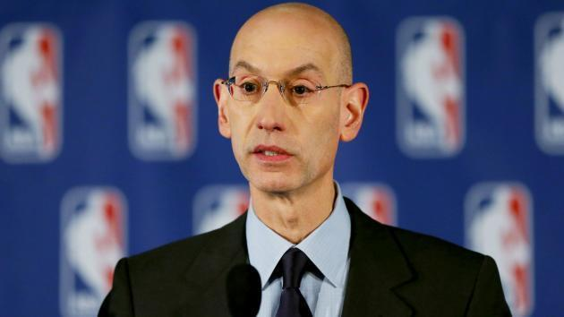 <p>Adam Silver considering NBA playoffs format change</p>