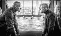 <p>This <em>Fast and the Furious</em> spin-off follows Luke Hobbs (The Rock) and Deckard Shaw (Jason Statham) as they're forced to team up against a new enemy. </p>