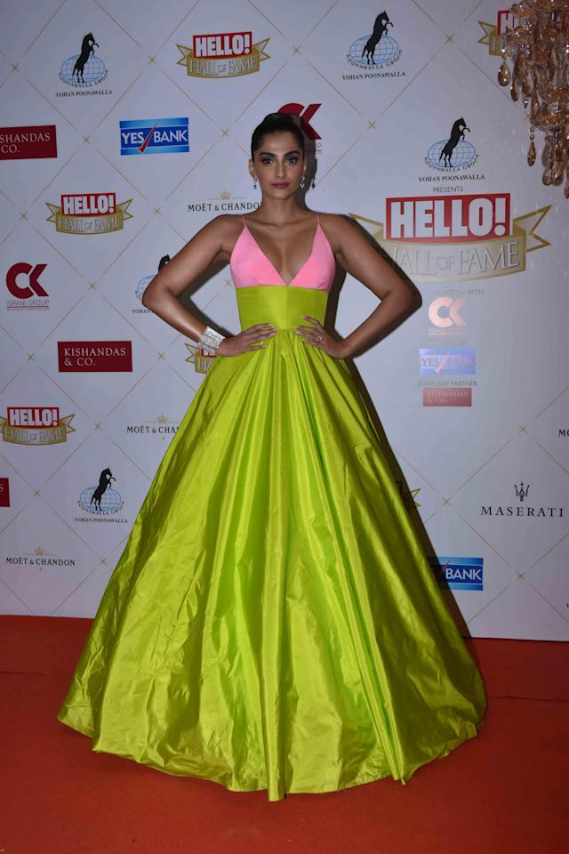 <p>HELLO! Hall of Fame Awards 2019 </p>