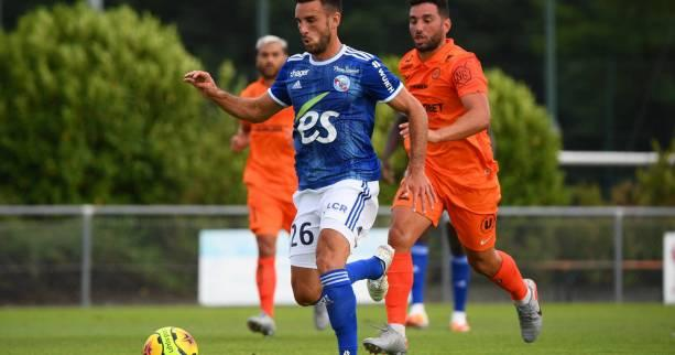Foot - Amical - Amical: Strasbourg renverse Montpellier