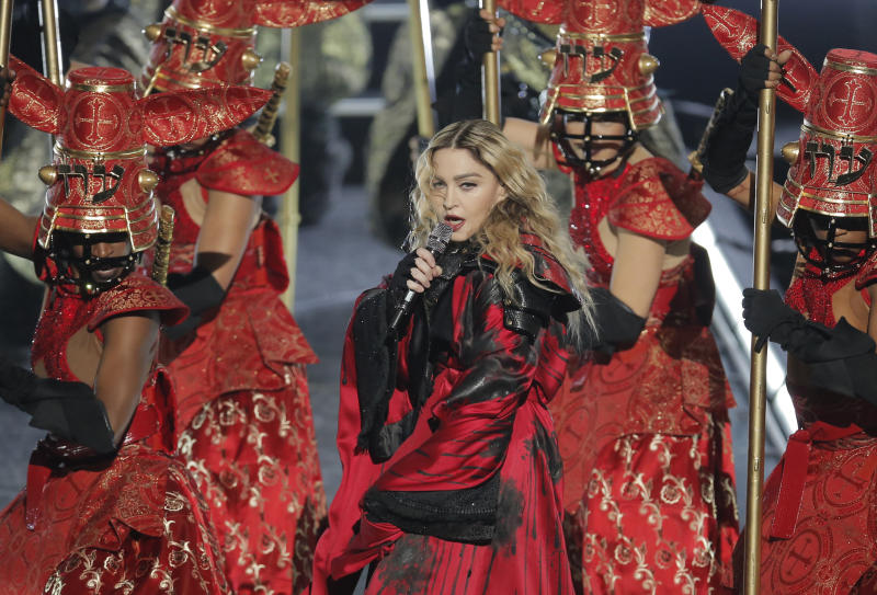 Madonna cancels another 'Madame X' concert, citing medical reasons