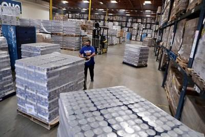 Goya Foods, the largest Hispanic-owned food company in The United States, answers to the urgent calls for help from food banks and organizations, and prepares to distribute food to victims in the path of Hurricane Laura.