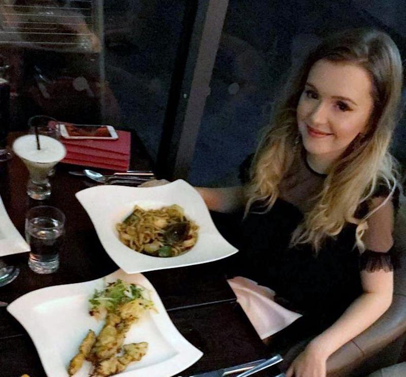 Dinner dates have been provided Rose with a lavish lifestyle. Source: Caters News
