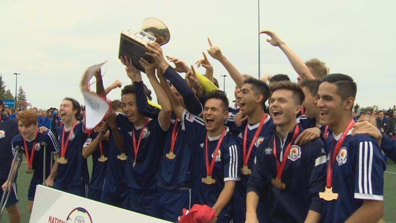 Quebec, Manitoba win gold at U-17 soccer nationals in Fredericton