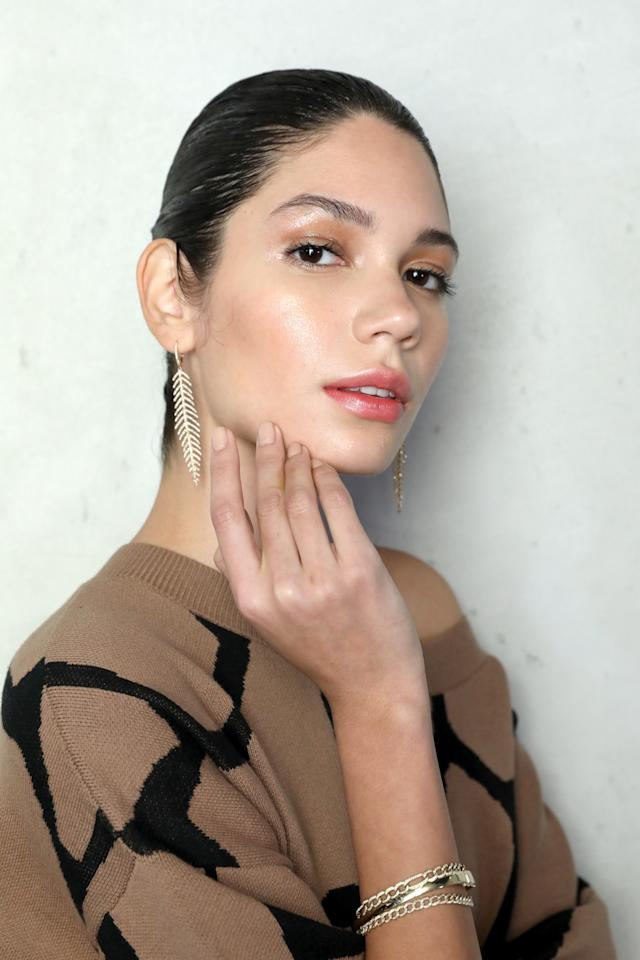 This is the dewy, glowy, glossy skin of my dreams. My dry skin could never. <em>—Bella Cacciatore, beauty associate</em>