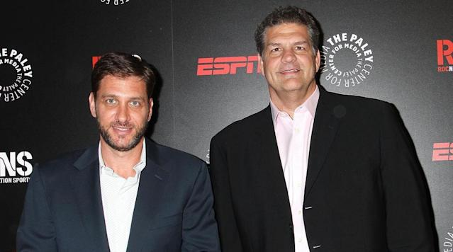 """Mike Greenberg gets specific about possible """"Mike and Mike"""" replacements"""