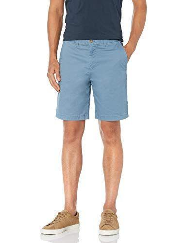 """<p><strong>Tommy Hilfiger</strong></p><p>amazon.com</p><p><strong>$59.50</strong></p><p><a href=""""https://www.amazon.com/dp/B08B47BFBC?tag=syn-yahoo-20&ascsubtag=%5Bartid%7C2139.g.36633905%5Bsrc%7Cyahoo-us"""" rel=""""nofollow noopener"""" target=""""_blank"""" data-ylk=""""slk:BUY IT HERE"""" class=""""link rapid-noclick-resp"""">BUY IT HERE</a></p><p>With 34 colors to choose from, Tommy Hilfiger's nine-inch chino short is ideal for anyone who avoids neutrals like the plague: Pick from highlighter corals and baby blues to instantly brighten up your summer wardrobe. (Psst: These shorts are available on Amazon Prime, so if you're gearing up for a holiday and need some last-minute closet additions, you can't go wrong here.) <br></p>"""