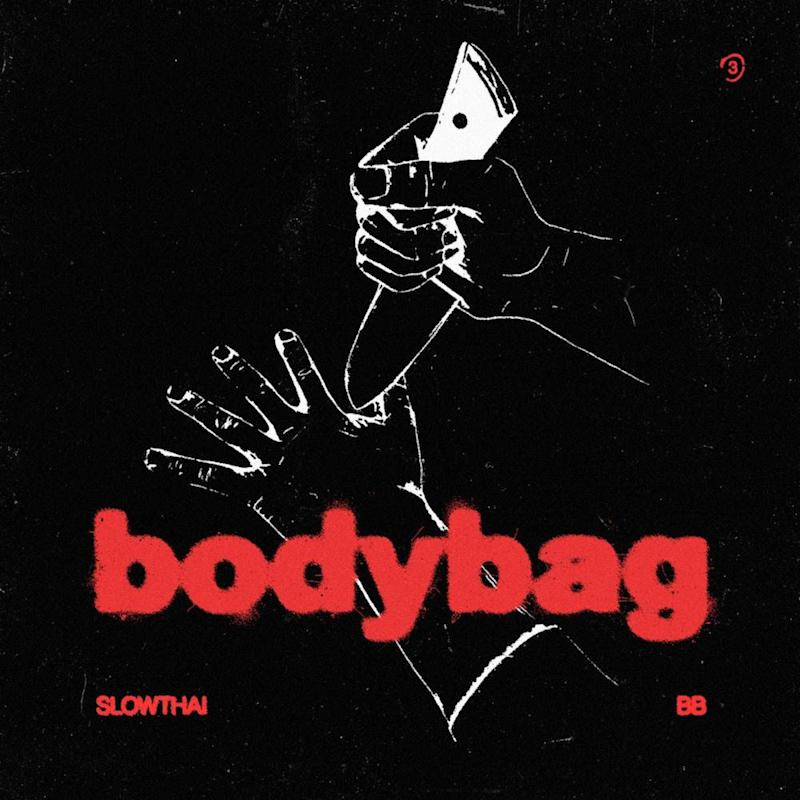 slowthai bodybag single artwork slowthai Drops Killer New Song BB(BODYBAG): Stream