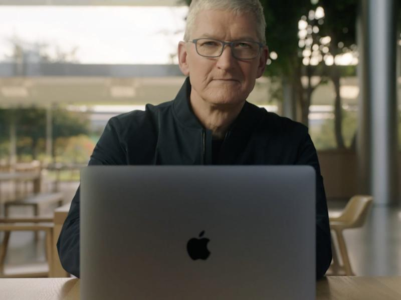 Apple made revamped video-chatting a main selling point with its new MacBook lineup, emphasizing features like better camera quality and high-end microphones