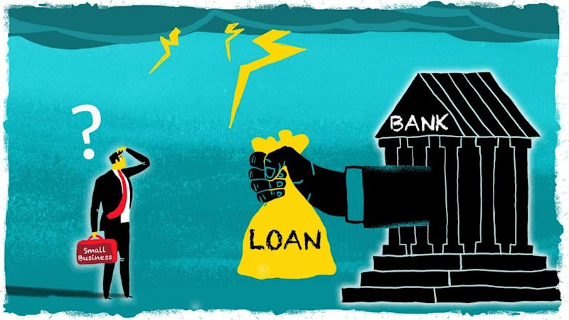 China's private firms shy away from bank borrowing, delaying investment