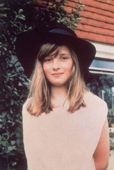 <p>Even at 10 years old, Diana had a sense of style. Just look at that floppy black hat. This 1971 photo is from her family summer vacation in Itchenor, West Sussex.</p>