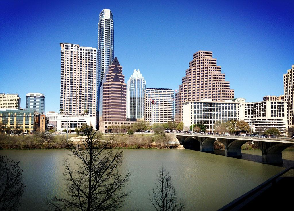 Perfect day in Austin. #sxsw