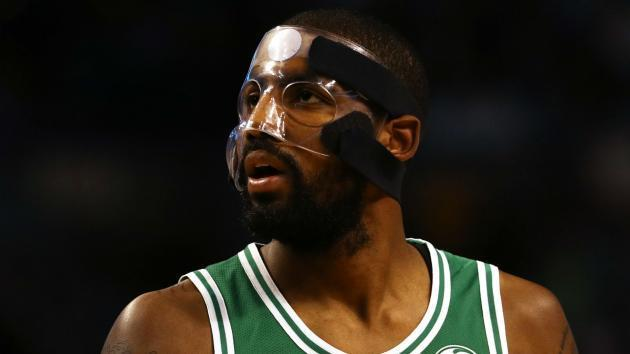 <p>Kyrie Irving taking over Isaiah Thomas' role of Celtics' fourth-quarter king</p>