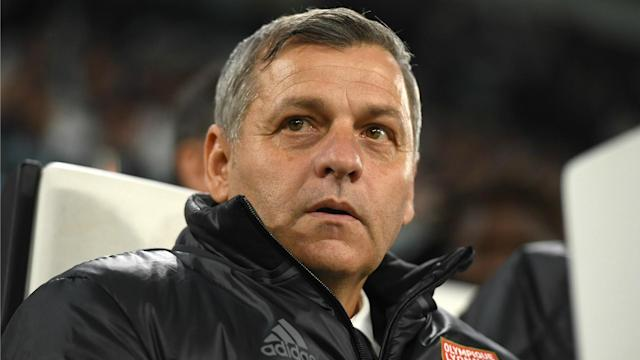 Lyon are unafraid of the prospect of more crowd trouble when they face Besiktas in the Europa League quarter-finals, says Bruno Genesio.