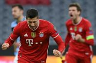 Robert Lewandowski and Bayern Munich come up against Stuttgart in the Bundesliga this weekend