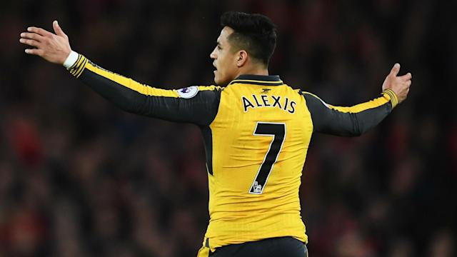 Alexis Sanchez has been linked with a move to Chelsea but Antonio Conte is keen not to become embroiled in a transfer saga with Arsenal.