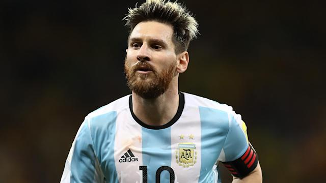 Argentina edged past Chile 1-0 for a crucial three points in World Cup qualifying as Lionel Messi scored the game's only goal.