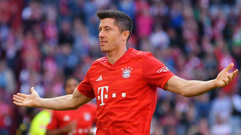 Bayern Munich 4-0 Cologne: Lewandowski scores two more as Coutinho opens account
