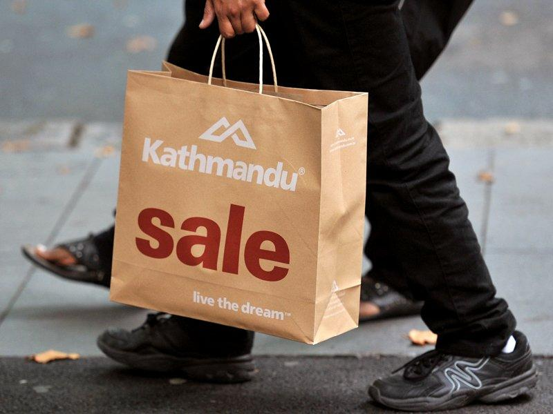 "Kathmandu warns retailers of ""new normal"""