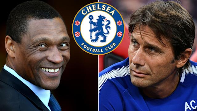 Chelsea power players: Michael Emenalo and Antonio Conte