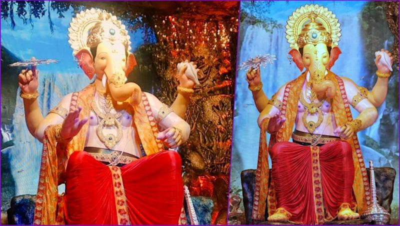 Lalbaugcha Raja 2018 LIVE Mukh Darshan From Mumbai Day 2: Watch Live Telecast & Streaming of Lalbaugcha Raja Ganpati Pandal Aarti