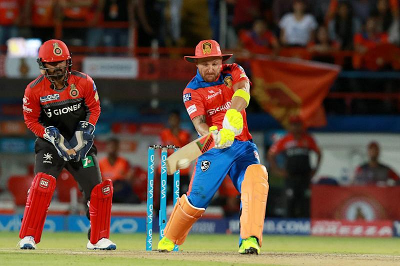 IPL 2017: Brendon McCullum Does Not Want Kids to Bat Like Him