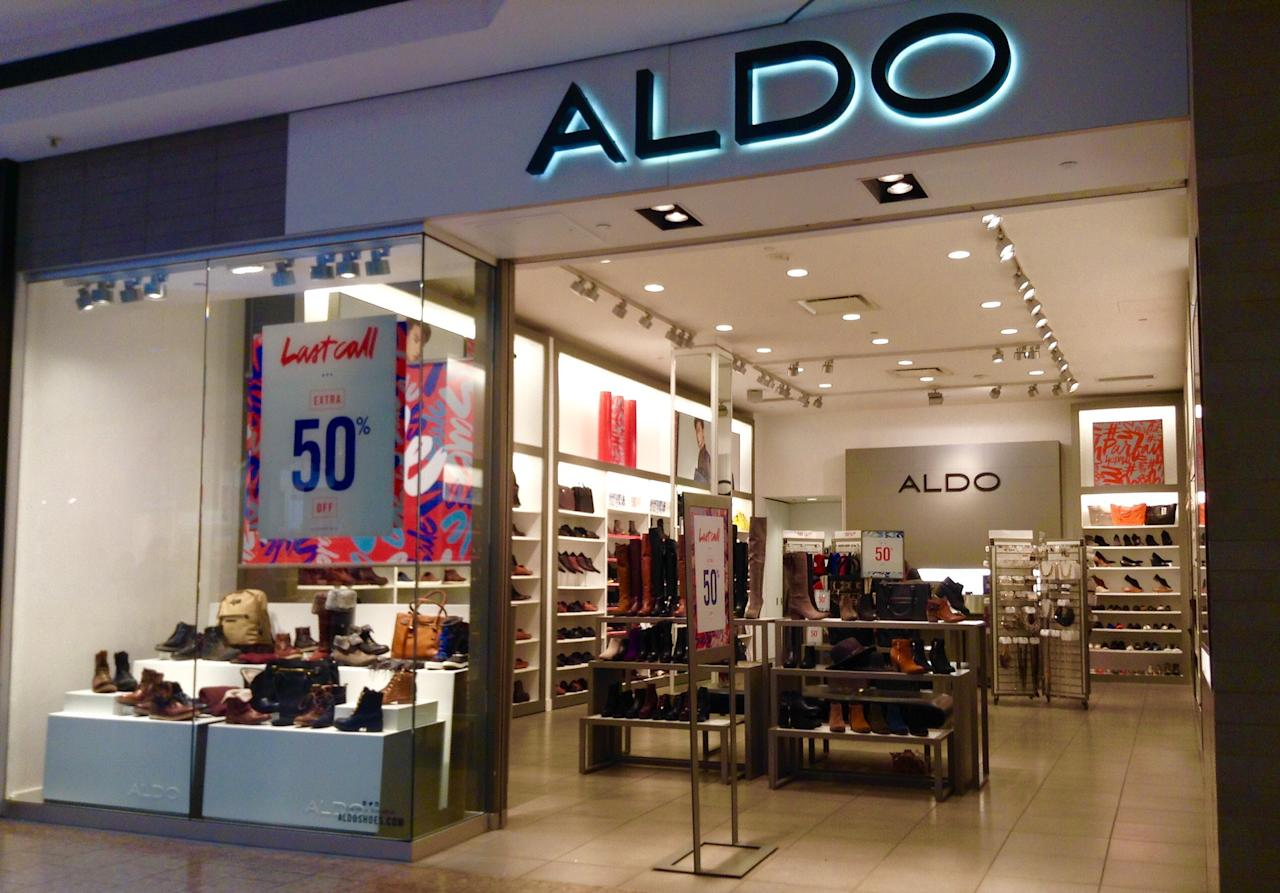 "<p><strong>Aldo</strong>'s online sales jumped 15 per cent in 2016 and account for about for about 20 per cent of its overall sales revenue, according to <a rel=""nofollow"" href=""http://strategyonline.ca/2017/05/01/behind-aldos-ecommerce-updates/"">Strategy Online.</a> Atkinson said the Montreal-based company invested early in e-commerce are now ""leaders not just in Canada but around the world."" (Mike Mozart / Flickr) </p>"