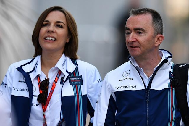 Williams reached 'bottom of the trench'