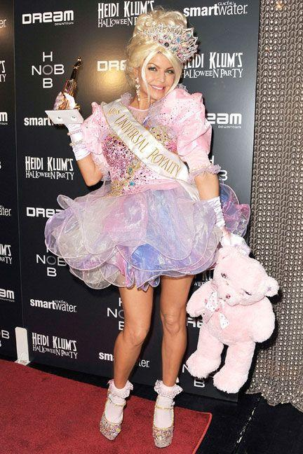 <p>As Honey Boo Boo.</p>