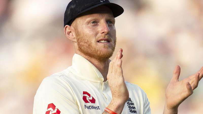 Ben Stokes, pictured here during the fifth Ashes Test.