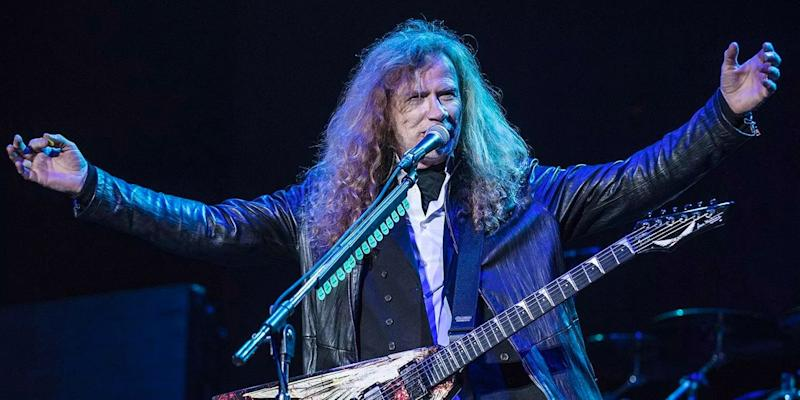 """Megadeth declare they are officially """"back"""" following Dave Mustaine's cancer battle"""