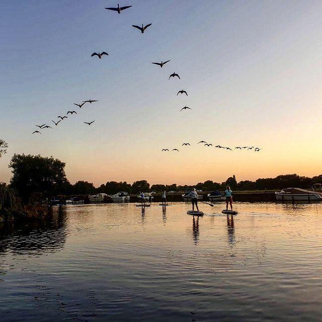 """<p>There's plenty of cool activities on offer in Rye. For a new way of seeing the town, try your hand at stand-up paddleboarding during a stylish sunset lesson with <a href=""""https://gowith-theflo.co.uk"""" rel=""""nofollow noopener"""" target=""""_blank"""" data-ylk=""""slk:GoWithTheFlo Rye"""" class=""""link rapid-noclick-resp"""">GoWithTheFlo Rye</a>. </p><p>Or why not take the opportunity to finesse the art of prepping canapés for an elegant dinner party, learn more about sustainable fish and seasonal cooking, or attend 'Scallop School' with Chef Paul Webbe in the training kitchen at <a href=""""https://www.webbesrestaurants.co.uk/section.php/5/1/webbes_cookery_school"""" rel=""""nofollow noopener"""" target=""""_blank"""" data-ylk=""""slk:Webbes Fish Café"""" class=""""link rapid-noclick-resp"""">Webbes Fish Café</a>? </p><p>You'll get to cook a specially designed lunch menu before tucking in to your tasty creations.</p><p><strong>Experience beautiful Rye with Red's fantastic offer which includes dinner for two in the 2AA restaurant, a night in an atmospheric four-poster room and a private tour of the storied Mermaid Inn with its owner.</strong> </p><p><a class=""""link rapid-noclick-resp"""" href=""""https://www.redescapes.com/offers/east-sussex-rye-mermaid-inn-hotel"""" rel=""""nofollow noopener"""" target=""""_blank"""" data-ylk=""""slk:FIND OUT MORE"""">FIND OUT MORE</a></p><p><strong>Sign up for inspirational travel stories and to hear about our favourite financially protected escapes and bucket list adventures.</strong></p><p><a class=""""link rapid-noclick-resp"""" href=""""https://hearst.emsecure.net/optiext/optiextension.dll?ID=y_jyzVjkVOLriSE7FGQSZGKd2N3MLYoM_Oq8NR9MT8hFZnl8ZsrCUG075elObNgTkQgWpkPrG59Ryx"""" rel=""""nofollow noopener"""" target=""""_blank"""" data-ylk=""""slk:SIGN UP"""">SIGN UP</a></p><p><a href=""""https://www.instagram.com/p/CK_9zvgn57E/"""" rel=""""nofollow noopener"""" target=""""_blank"""" data-ylk=""""slk:See the original post on Instagram"""" class=""""link rapid-noclick-resp"""">See the original post on Instagram</a></p>"""