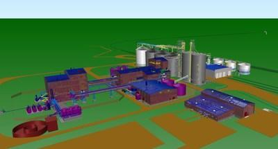 CARGILL UNVEILS PLANS FOR NEW CANOLA PROCESSING FACILITY IN REGINA, SASKATCHEWAN