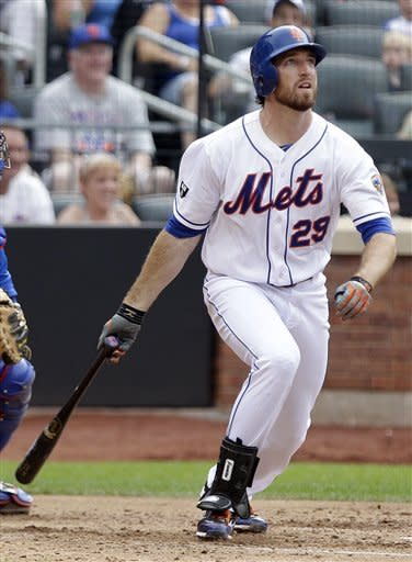 Davis, Gee help lift Mets over Cubs 3-1