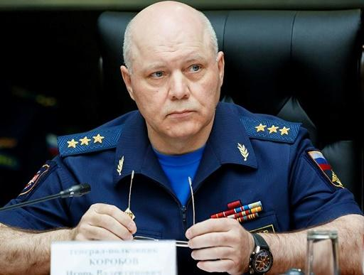 Head of Russian spy agency Korobov passes away, aged 62