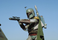 <p>The bounty hunter made his debut in the infamous <em>Star Wars Holiday Special</em> and then appeared in the <em>Empire Strikes Back</em> and <em>Return of the Jedi</em>... and now is featured in Disney+ series <em>The Mandalorian</em>. </p>