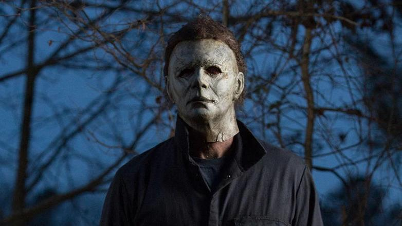 Michael Myers made his violent return in 2018 slasher reboot 'Halloween', directed by David Gordon Green. (Credit: Blumhouse/Universal)