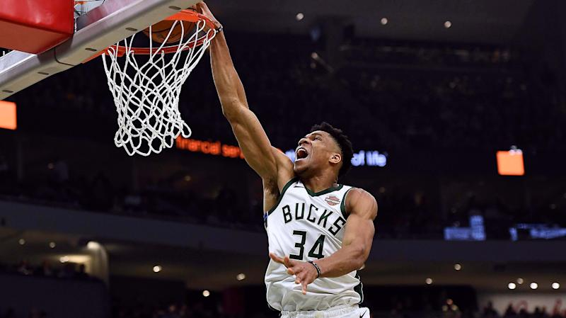 Bucks Blowout Raptors in Game 2 Win