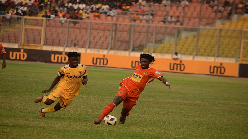 Akonnor backs Yacouba to start scoring for Asante Kotoko
