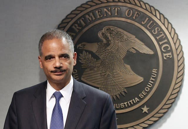 Attorney General Eric Holder (Bill Haber/AP)