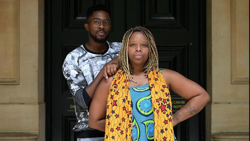 Black Lives Matter founders Patrice Cullors and Rodney Diverlus have won the Sydney Peace Prize.