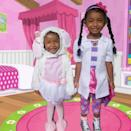 """<p>If your kiddos are fans of the popular Disney show <em>Doc McStuffin</em>s, dress them up as the friendly healer and one of her sweet stuffed animals. </p><p><a href=""""https://www.instagram.com/jazzy_monet/"""" rel=""""nofollow noopener"""" target=""""_blank"""" data-ylk=""""slk:See more on Instagram »"""" class=""""link rapid-noclick-resp""""><em>See more on Instagram »</em></a></p>"""