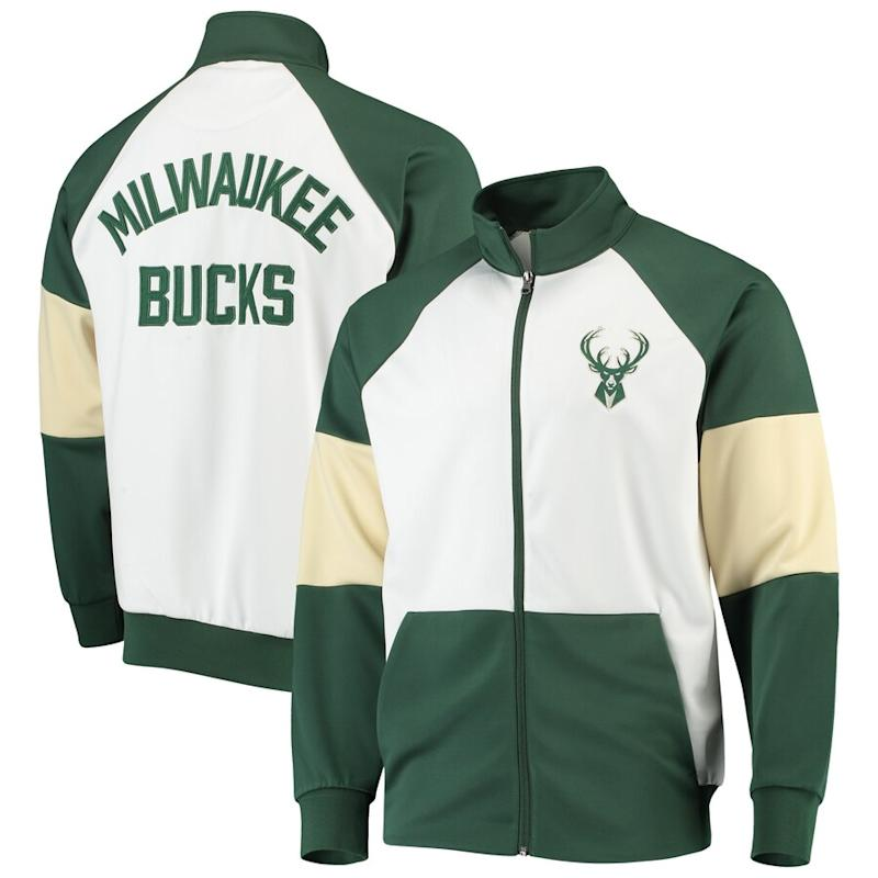 Bucks Colorblock Track Jacket
