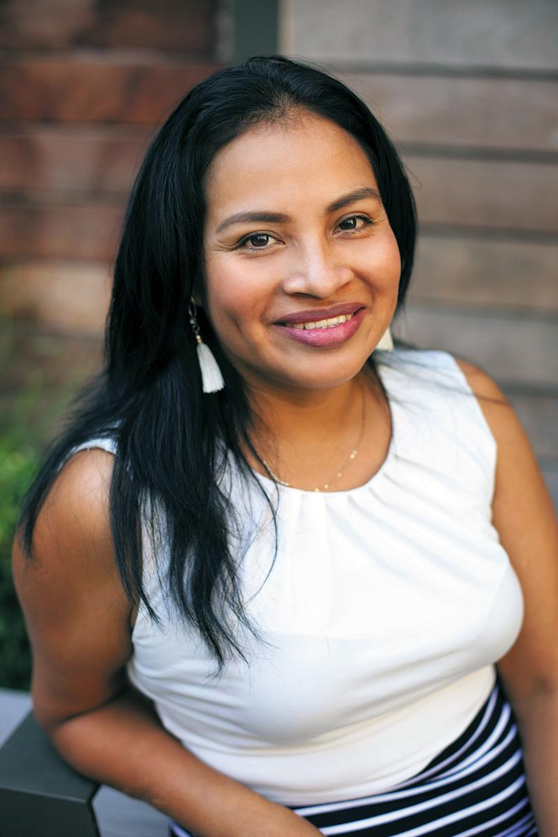 Rosayra Pablo Cruz is the co-author of