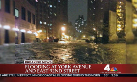 New York NBC affiliate WNBC covers the aftermath of the historically destructive Hurricane Sandy on New York City and the surrounding region