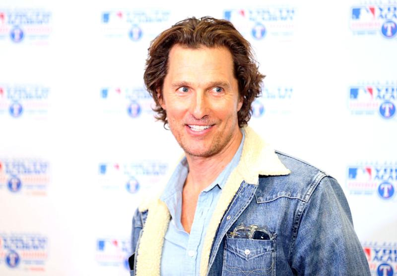 Matthew McConaughey dished out some life advice to the Class of 2020. (Photo: Richard Rodriguez/Getty Images)