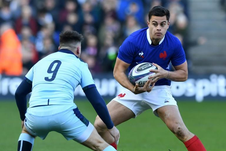 Arthur Vincent started three games earlier this year during the Six Nations