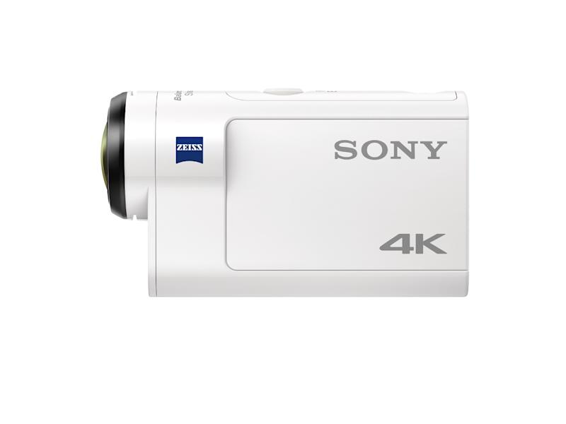 Sony's new Action Cam challenges GoPro with 4K, image stabilization