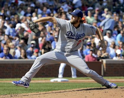 It's almost shocking how good Clayton Kershaw has been. (AP)